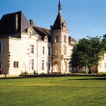 Castillo rural en Francia
