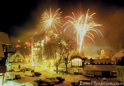Navidad en Praga, República Checa
