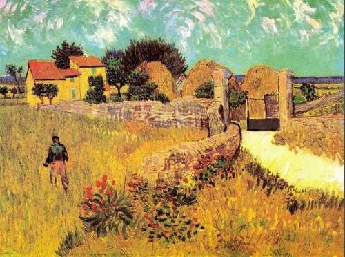 La Provenza de Van Gogh