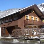 Casa de vacaciones barata en los Alpes suizos