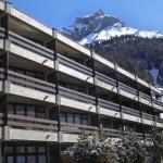 Apartamento con dos habitaciones en Suiza