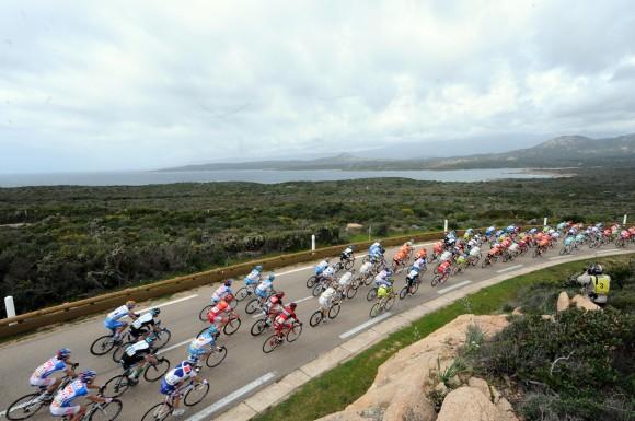 Córcega Tour de Francia